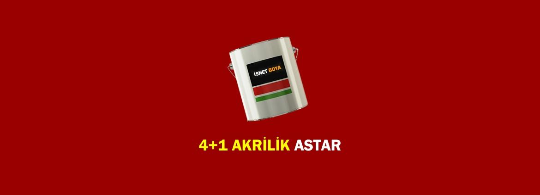 4+1 Akrilik Astar